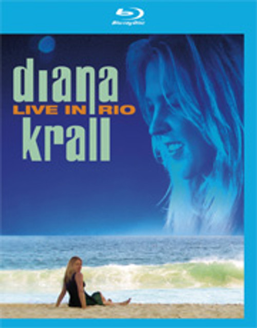 Diana Krall Live In Rio Blu-Ray Disc