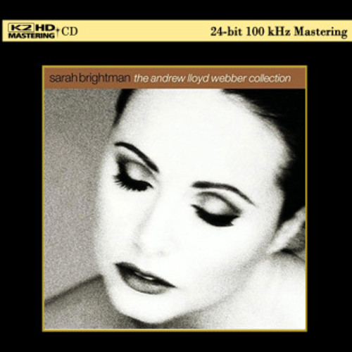 Sarah Brightman The Andrew Lloyd Webber Collection K2 HD Import CD