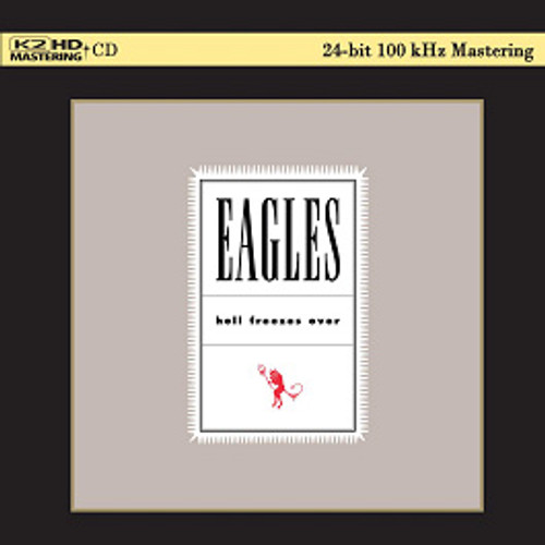 The Eagles Hell Freezes Over K2 HD Mastering Import CD