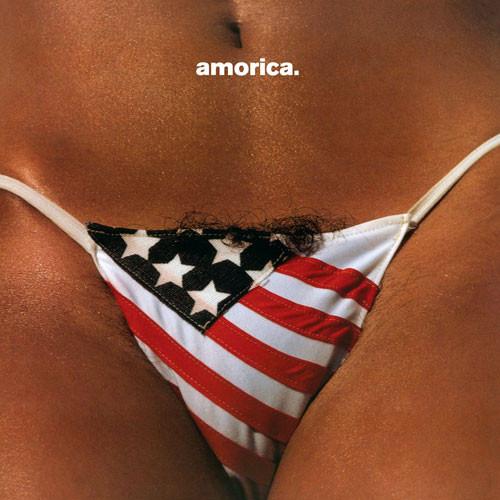 The Black Crowes Amorica. 180g 2LP