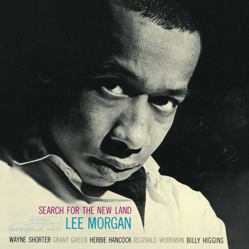Lee Morgan Search for the New Land LP