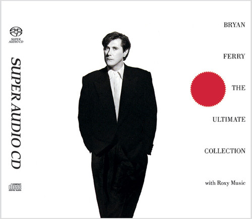 Bryan Ferry & Roxy Music The Ultimate Collection Numbered Limited Edition Hybrid Stereo Japanese Import SACD