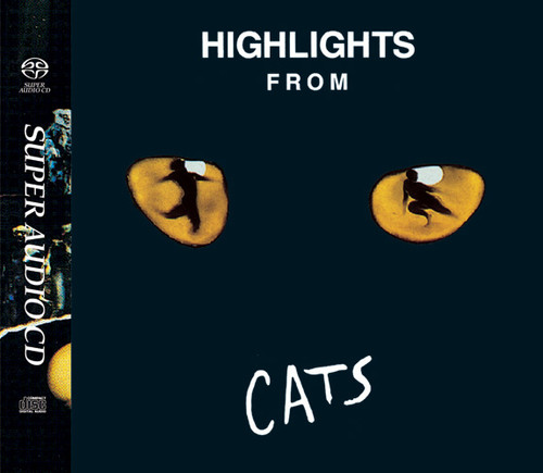 Highlights From Cats Numbered Limited Edition Hybrid Stereo Japanese Import SACD