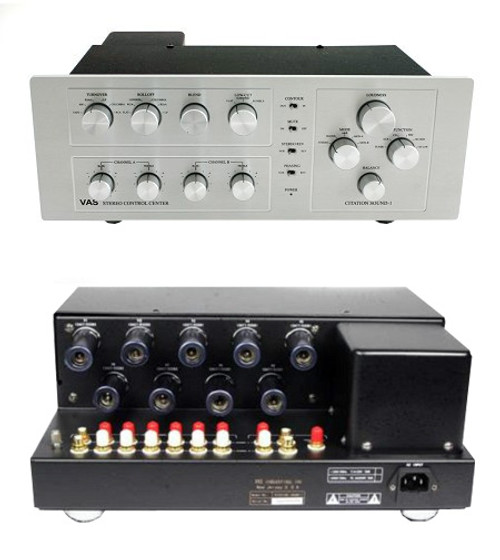 VAS Citation Sound-1 Preamp & Phono Stage