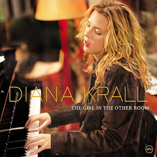 Diana Krall The Girl In The Other Room 150g Import 2LP