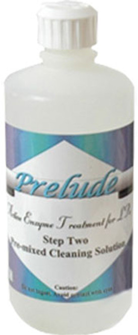 Walker Audio Prelude Step Two Record Cleaning Fluid (16 Ounces)