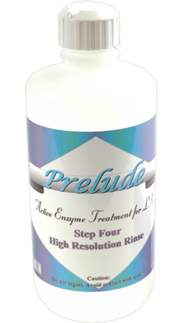 Walker Audio Prelude Step 4 High Resolution Rinse Record Cleaning Fluid (16 Ounces)