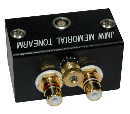 VPI JMW RCA Junction Box With Premium Nordost Reference Wire