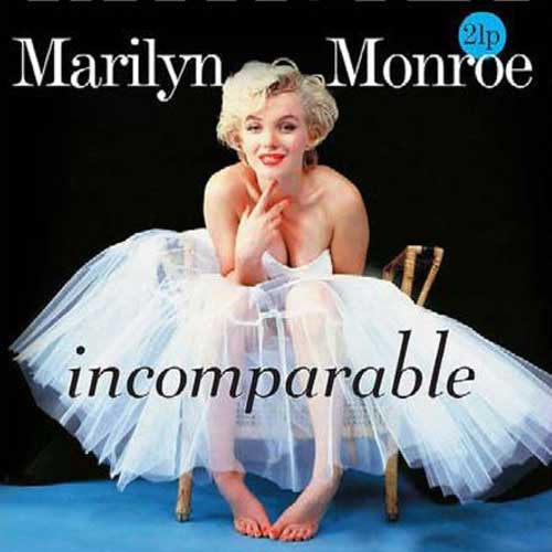 Marilyn Monroe/Incomparable DMM 180g IMPORT 2LP