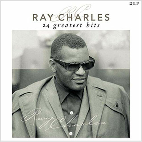Ray Charles 24 Greatest Hits DMM 180g Import 2LP