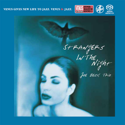 The Joe Beck Trio Strangers In The Night Single-Layer Stereo Japanese Import SACD