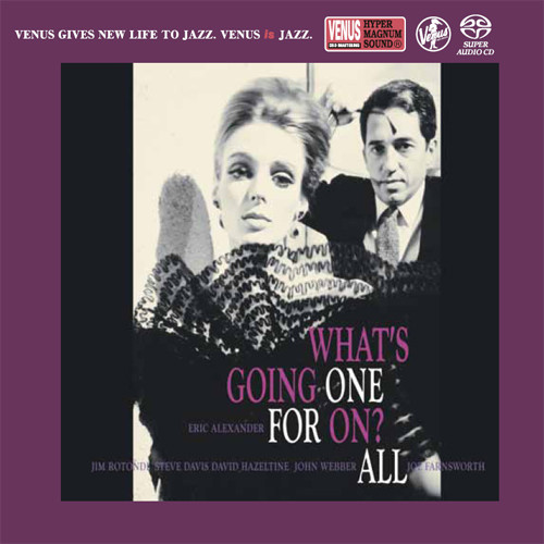 One For All What's Going On? Single-Layer Stereo Japanese Import SACD