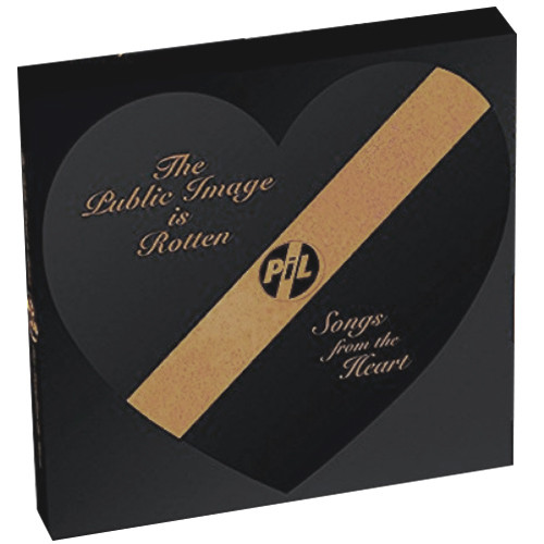 The Public Image Limited The Public Image Is Rotten (Songs From the Heart) 6LP Box Set
