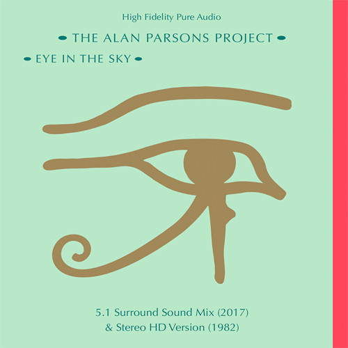The Alan Parsons Project Eye In the Sky 35th Anniversary Edition Blu-Ray Audio Disc