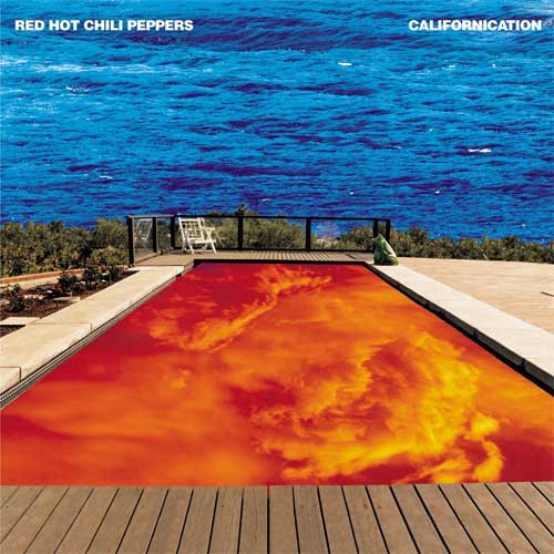 The Red Hot Chili Peppers Californication 180g 2LP