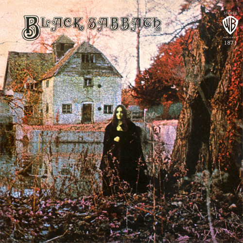 Black Sabbath Black Sabbath Deluxe Edition 180g 2LP