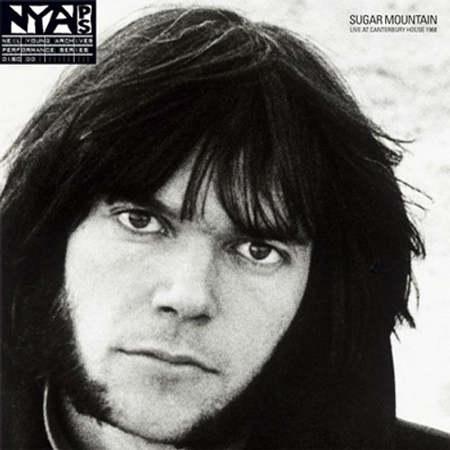Neil Young Sugar Mountain Live At Canterbury House 180g 2LP