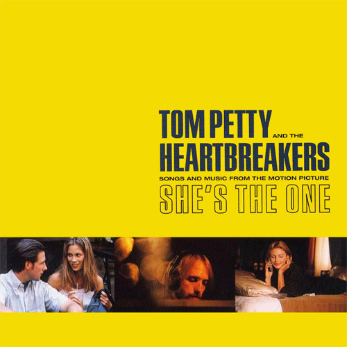 Tom Petty & The Heartbreakers She's The One LP