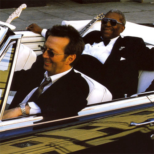 B.B. King & Eric Clapton Riding With The King  180g 2LP