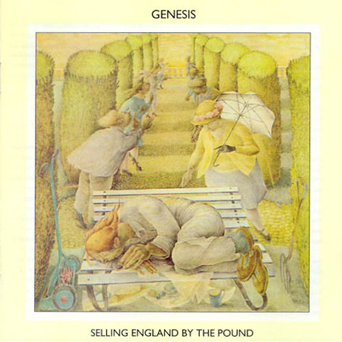 Genesis Selling England by the Pound 180g LP