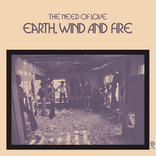 Earth, Wind & Fire The Need of Love LP