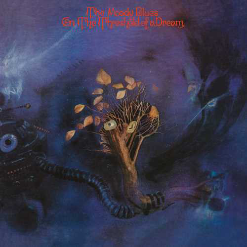 The Moody Blues On the Threshold of A Dream 180g LP