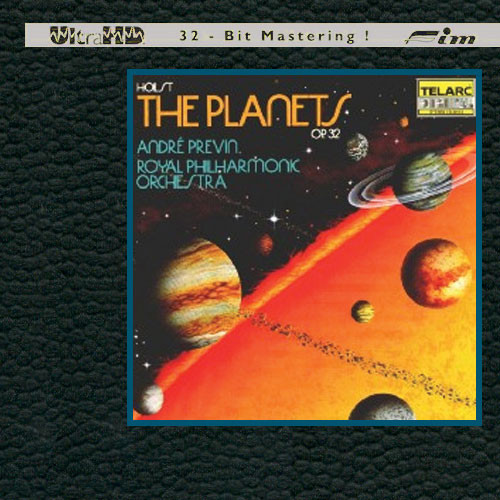 Holst The Planets Ultra HD CD