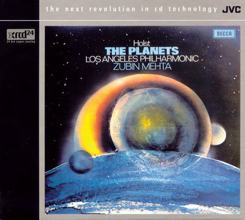 Holst The Planets XRCD24