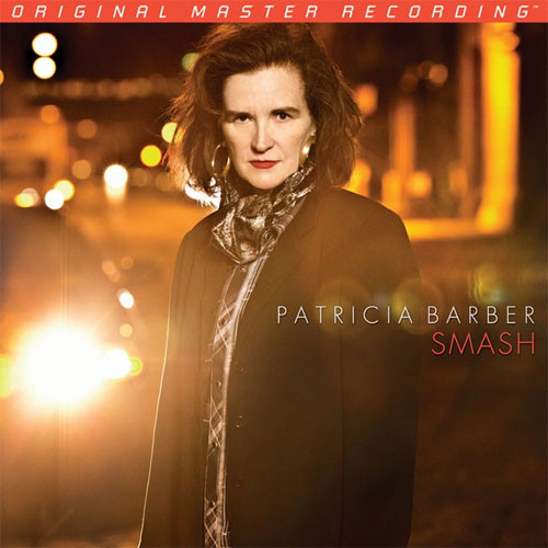 Patricia Barber Smash Numbered Limited Edition Hybrid Stereo SACD