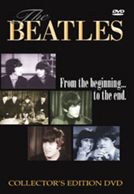 The Beatles From The Beginning... To The End DVD