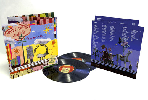 Paul McCartney Egypt Station 180g 2LP