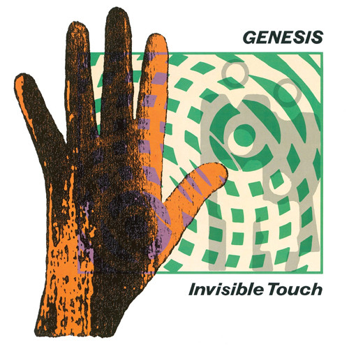 Genesis Invisible Touch Half-Speed Mastered 180g LP