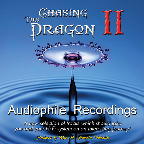 Chasing The Dragon II Audiophile Recordings 180g Import Test LP