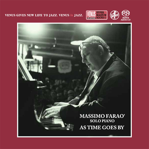 Massimo Farao' As Time Goes By Single-Layer Stereo Japanese Import SACD