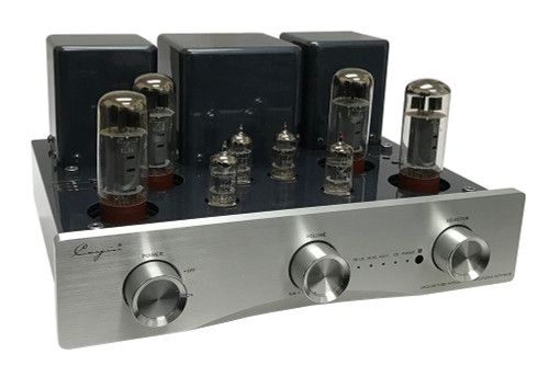 Cayin A-50T MKII Tube Integrated Amp with MM Phono Stage