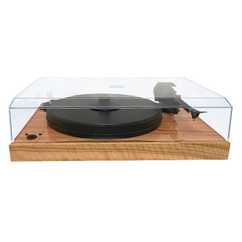 Certified Pre-Owned Pro-Ject 2Xperience Turntable with Sumiko BlackBird High Output MC Cartridge 2.5mV (Olive Wood)