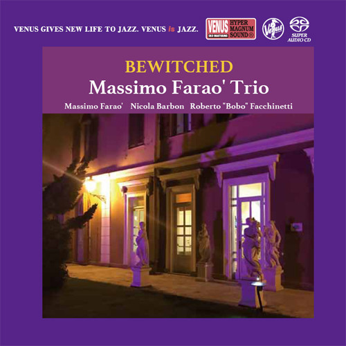The Massimo Farao' Trio Bewitched Single-Layer Stereo Japanese Import SACD