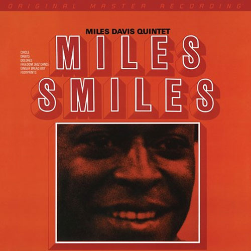 The Miles Davis Quintet Miles Smiles Numbered Limited Edition 45rpm 180g 2LP