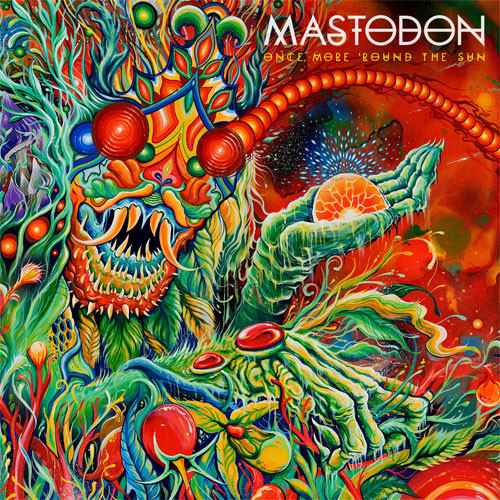 Mastodon Once More 'Round the Sun 2LP (Picture Disc)