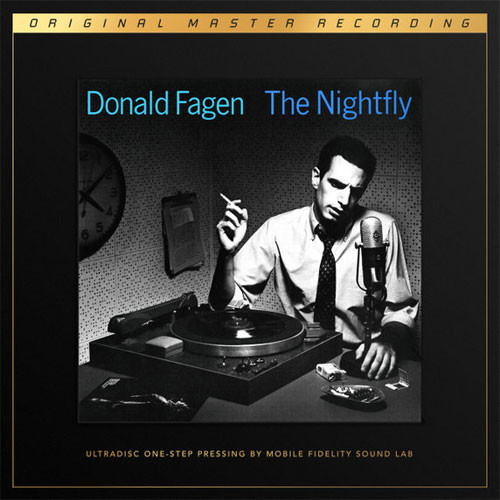 Donald Fagen The Nightfly Numbered Limited Edition 180g 45rpm 2LP Box Set