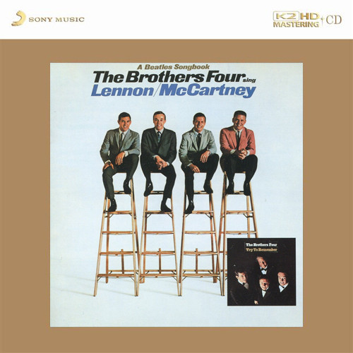 The Brothers Four Sing Lennon/McCartney K2 HD Import CD