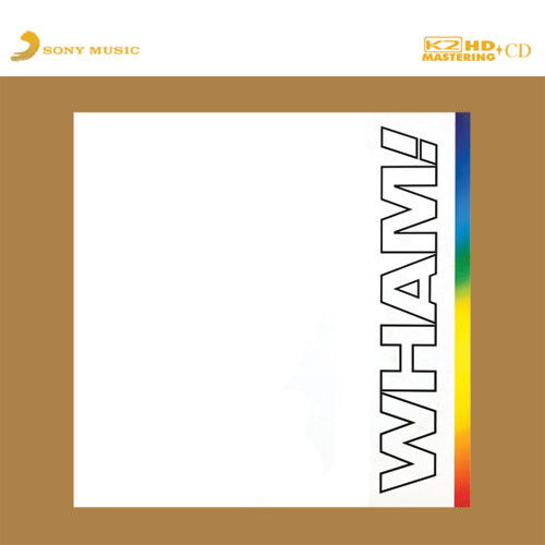 Wham! The Final Limited Edition K2 HD Import CD