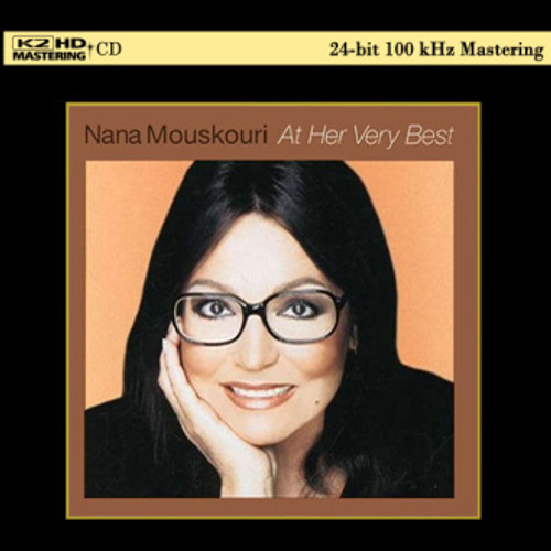 Nana Mouskouri At Her Very Best K2 HD Import CD