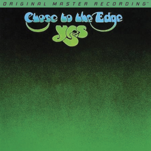 Yes Close To The Edge LP