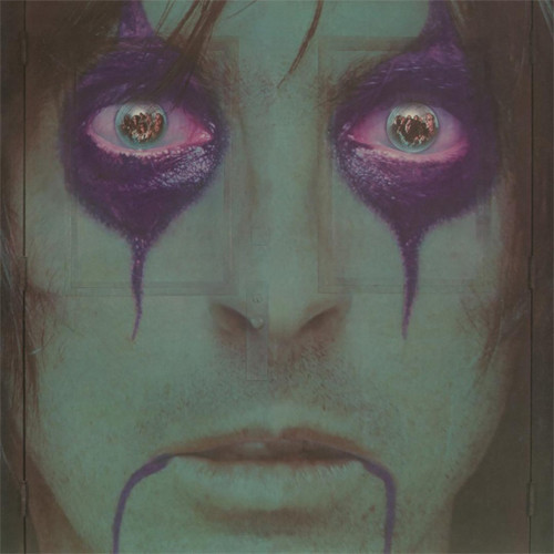 Alice Cooper From The Inside Numbered Limited Edition 180g Import LP (Chrystal Clear, Transparent Green & White Vinyl)