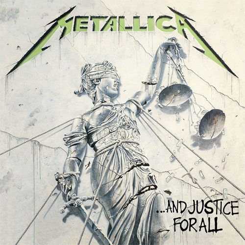 Metallica ...And Justice For All 180g Numbered Limited Edition 6LP, 11CD & 4DVD Box Set