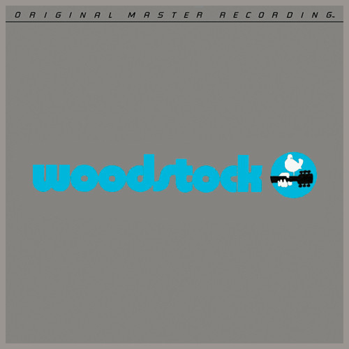Woodstock Numbered Limited Edition 5LP Box Set