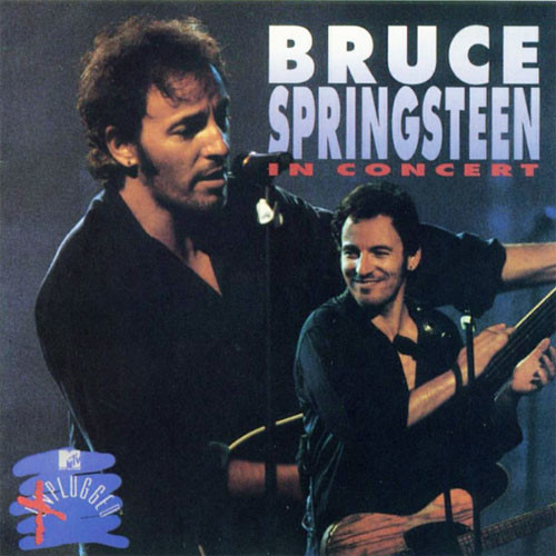 Bruce Springsteen In Concert: MTV Plugged 2LP