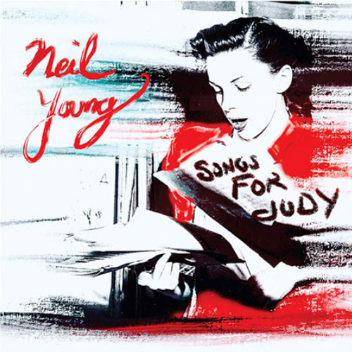 Neil Young Songs For Judy 2LP