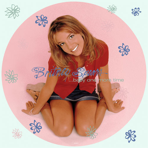 Britney Spears ...Baby One More Time LP (Picture Disc)